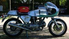 Ducati 750 SS, Hotel Granya.