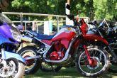 Honda XLV750R, Bethanga 2016.