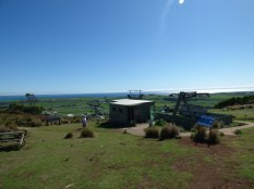 The Nut Chairlift, Stanley