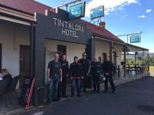 Tintaldra Hotel, beside the Murray River on the VIC/NSW border.