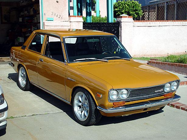 FS 1972 Datsun 510  SR20 Forum
