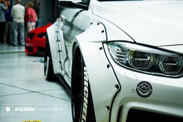 BMW 4series (F32, F33, 335i, 440i) SR66 wide body kit