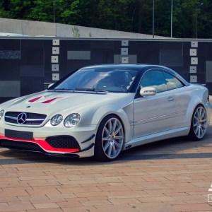 Mercedes-Benz CL C215 (W215) SR66 body kit