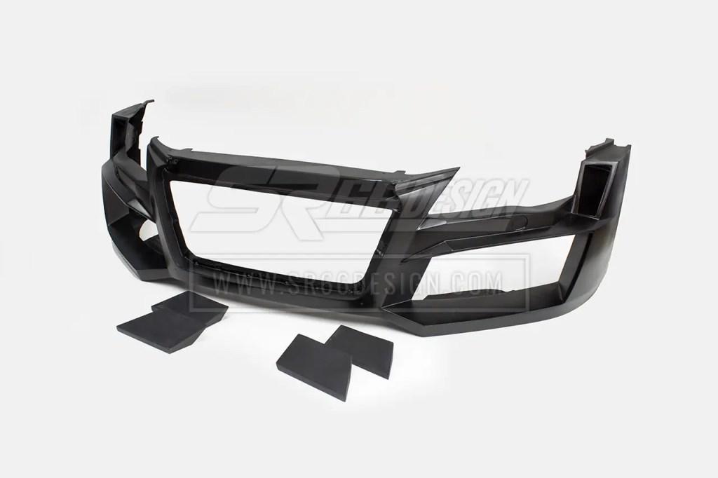 front bumper - Audi R8 SR66 wide body kit