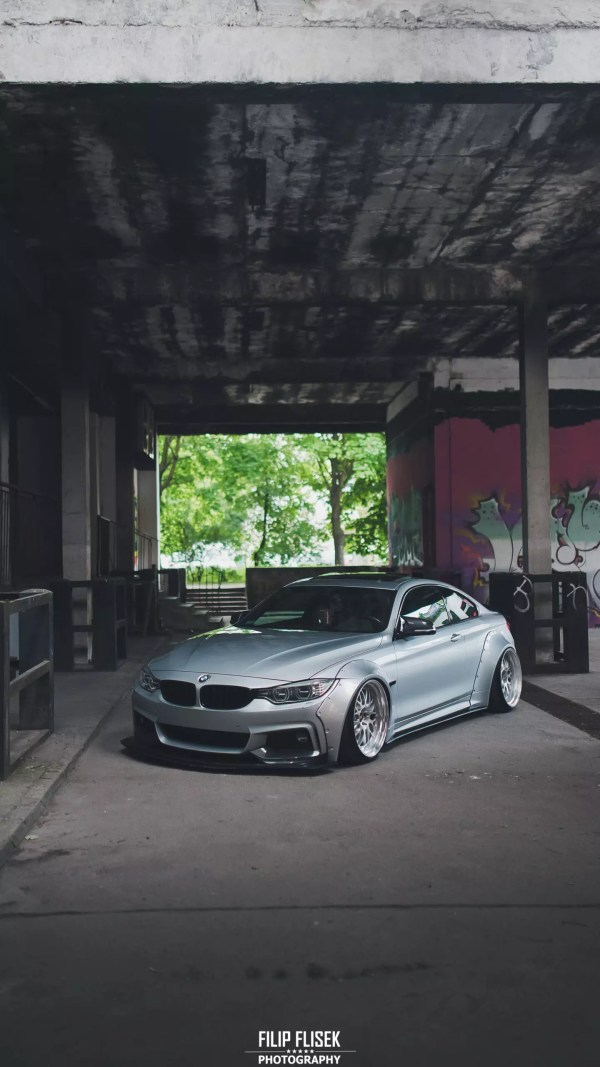 BMW 4 series(4er) F32 SR66 wide body kit