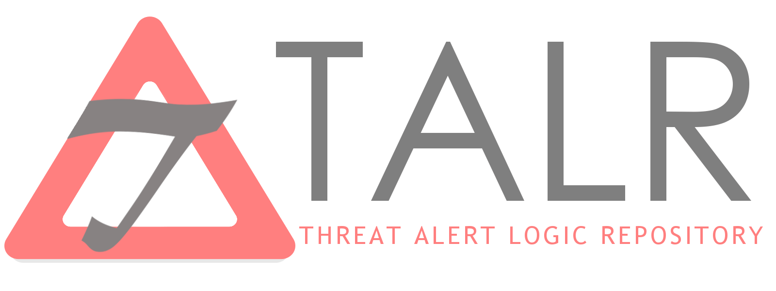 TALR: Threat Alert Logic Repository, a cybersecurity tool