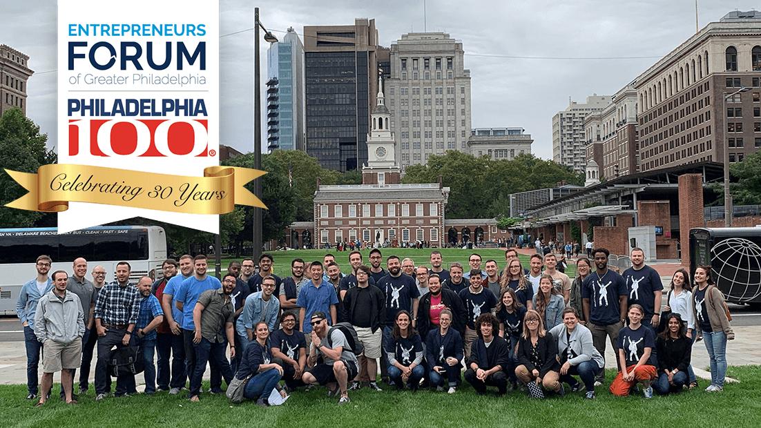 Security Risk Advisors chosen for 2018 Philadelphia 100 Award