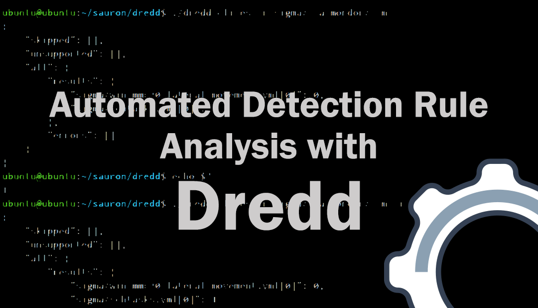 Automated Detection Rule Analysis with Dredd