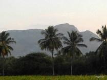 Sunset in Karadimalai Mountains..Madhampatti