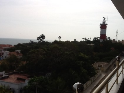 View from Trisea Hotel Terrace
