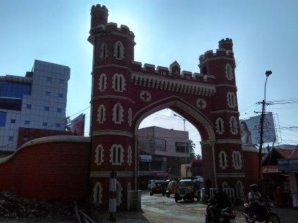 Fort Entrance Trivandrum