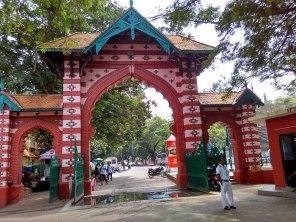 Zoo Entrance Trivandrum