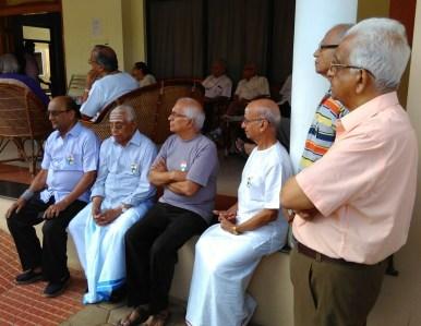 Senior Citizens of Shenbagam