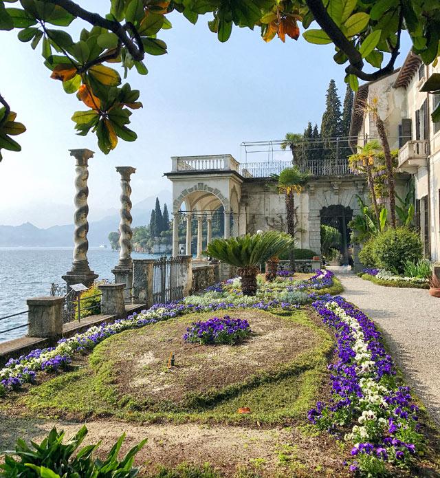 Cosa visitare a Varenna? Villa Monastero sul Lago di Como è da non perdere