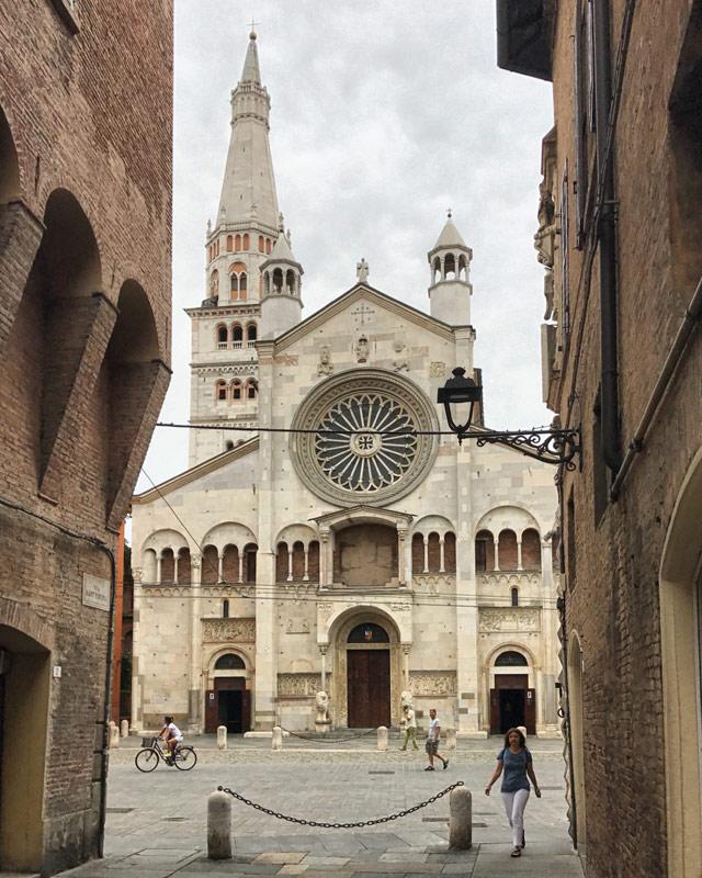 La Cattedrale è assolutamente da visitare in un weekend a Modena