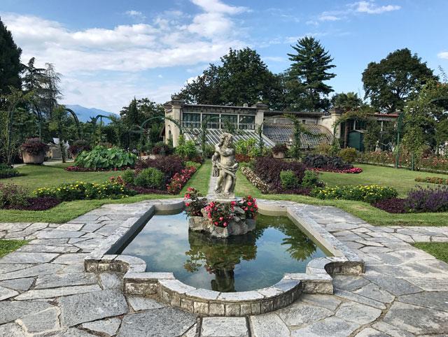 A Stresa il bellissimo Parco Villa Pallavicino con i suoi animali è una grande attrazione del Lago Maggiore