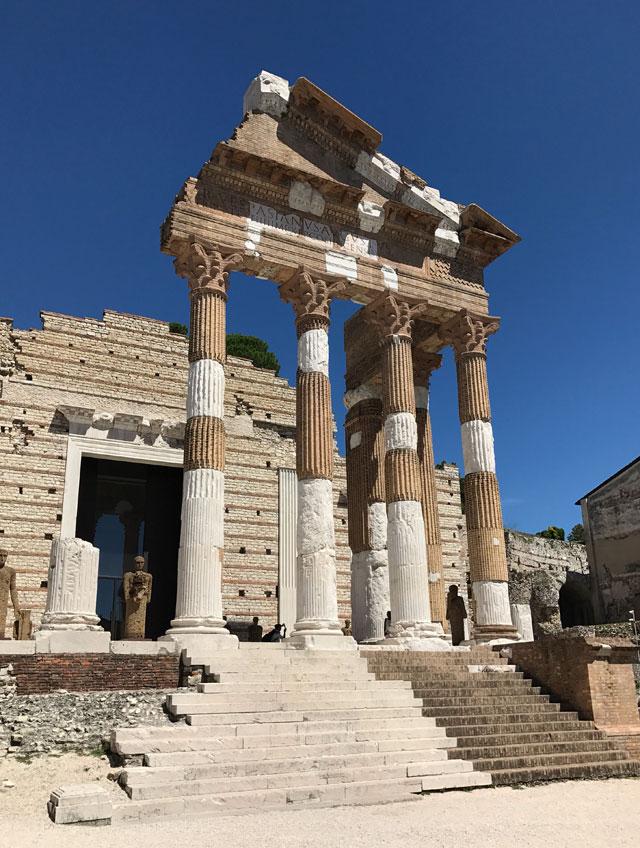 I resti romani di Brescia sono uno dei più interessanti di tutto il mondo antico