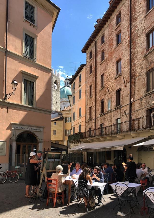 Visitare Brescia è come ripercorrere a piedi la storia attraverso i secoli