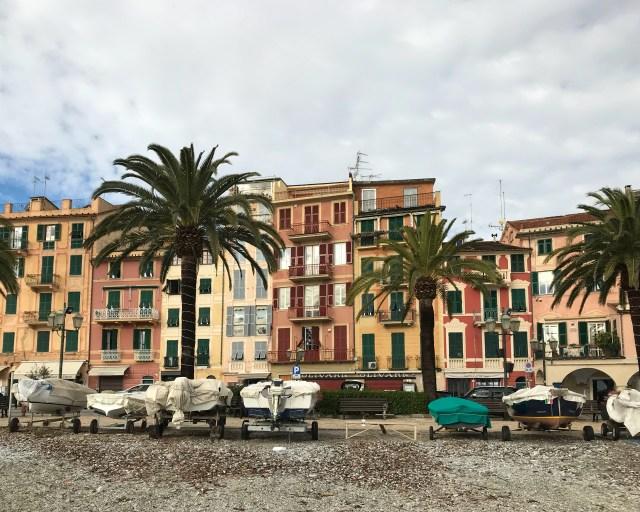 Uno dei più bei paesi della Liguria, Santa Margherita Ligure