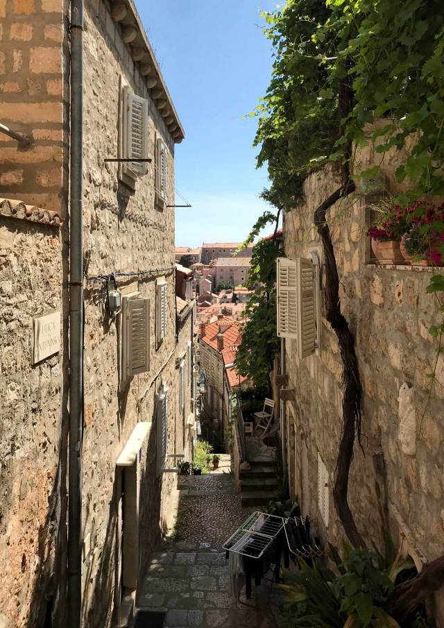 Una delle città più belle d'Europa, Dubrovnik!