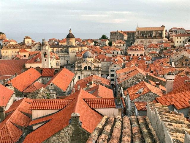 Le mura sono l'attrazione principale quando si va a visitare Dubrovnik