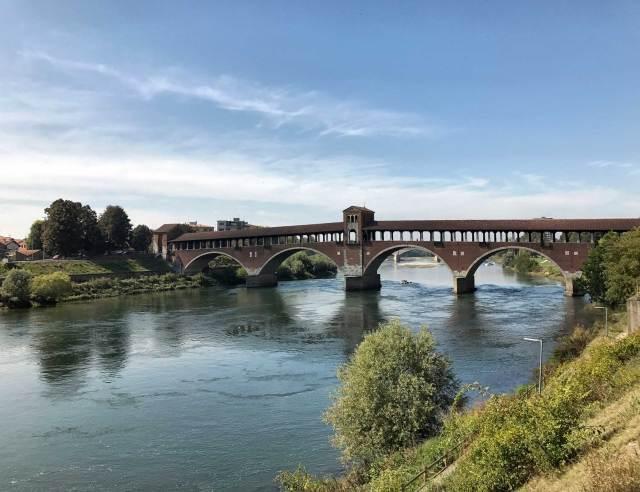 Vedere Pavia in un giorno: da vedere il suo Ponte Coperto