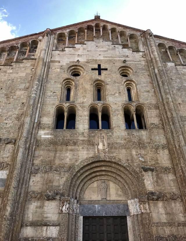 Una chiesa da non perdere a Pavia, la basilica di San Michele Maggiore