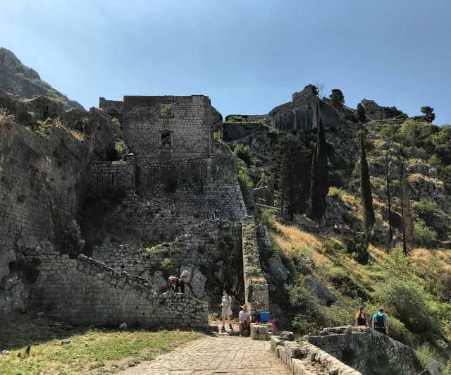 A Kotor le fortificazioni veneziane sul colle San Giovanni sono diventate Patrimonio Unesco!