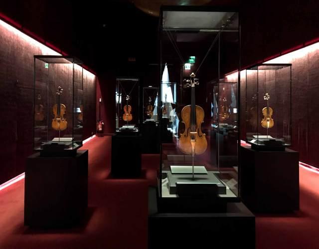 Il museo del violino è da vedere quando si va a visitare Cremona!