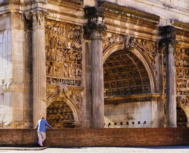 Roma è il paradiso per i fotografi: so possono fare foto meravigliose!