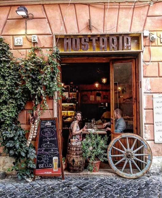 Quali sono i profili Instagram da seguire se si ama Roma? Di certo @annagiangregoriophoto