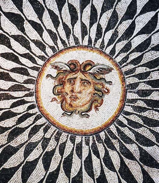 Cosa visitare a Roma? I mosaici romani originali conservati nei musei!