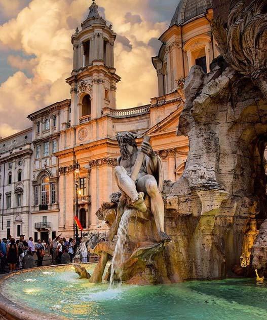Quali sono i profili Instagram da seguire se si ama Roma? Sicuramente @marina.cleo