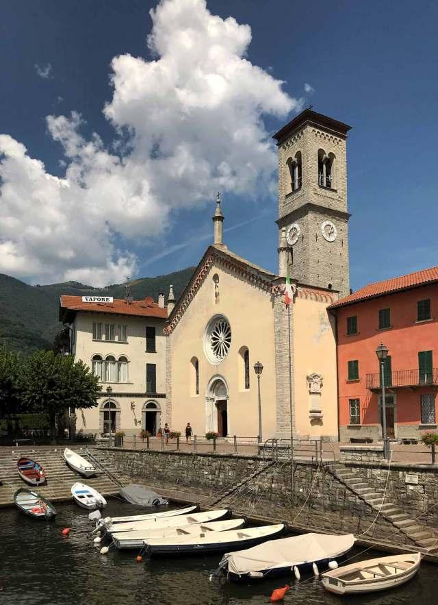Torno è uno dei paesi più belli del Lago di Como!