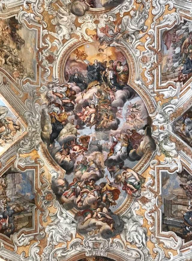 Una delle gemme di Catania: la chiesa di San Benedetto trionfo barocco