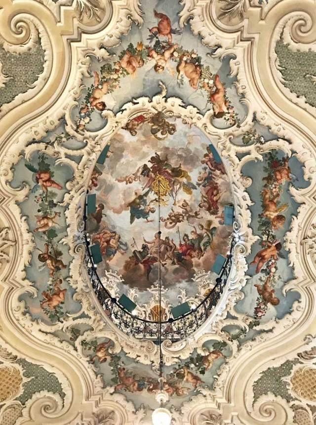 Cosa vedere a Catania? Sicuramente Palazzo Biscari il gioiello della città