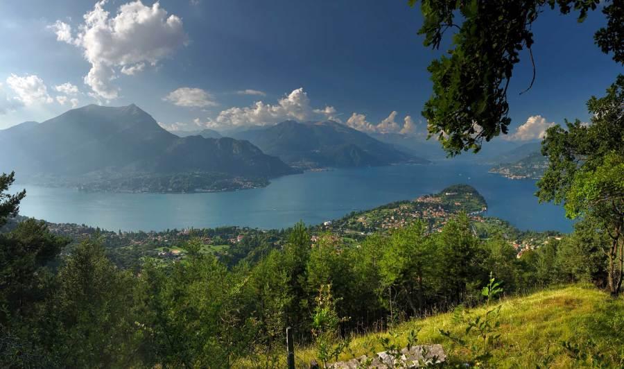 Il Triangolo Lariano. da Como a Bellagio, una zona poco nota del Lago di Como ma bellissima