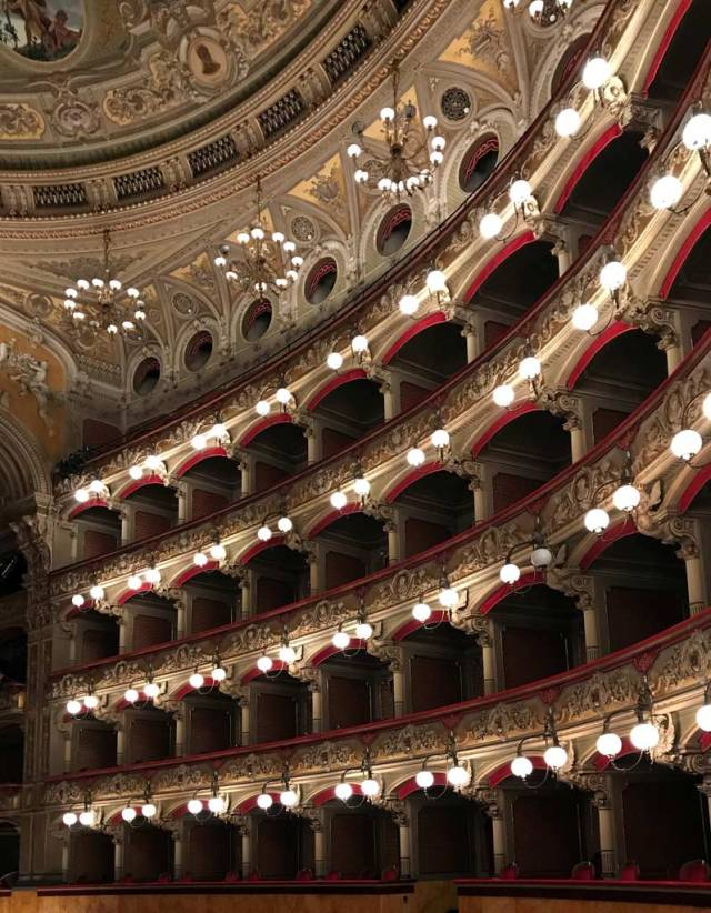 Un gioiello di Catania: il Teatro Bellini in meraviglioso stile barocco