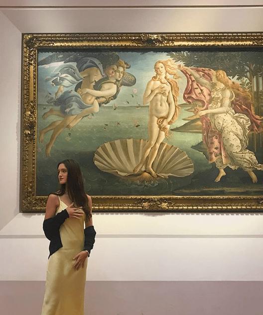 Le opere d'arte ospitate nel Museo degli Uffizi sono uno dei 15 luoghi da vedere e fotografare a Firenze