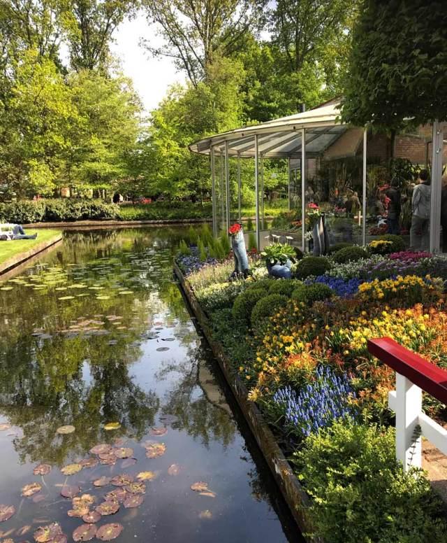 Come raggiungere Parco Keukenhof in Olanda? Auto, bus... o la bicicletta