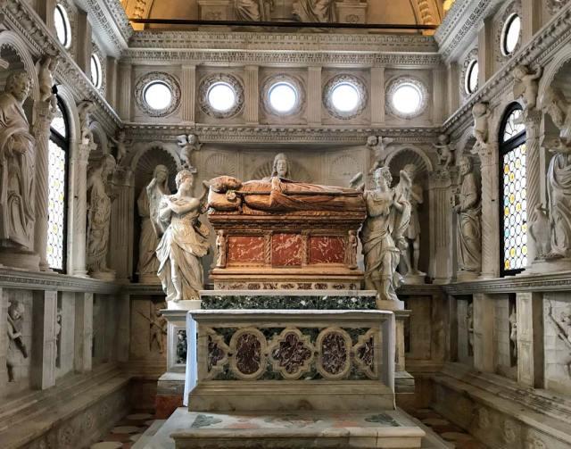 La Cattedrale di Trogir conserva un gioiello rinascimentale: la cappella di San Giovanni Orsini