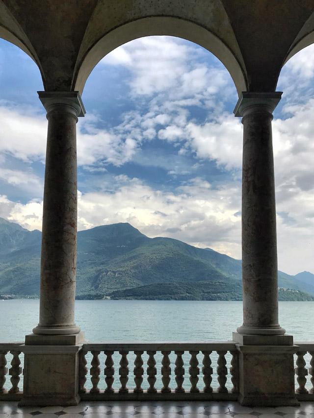 Palazzo Gallio a Gravedona è una delle perle da vedere nell'Alto Lago di Como