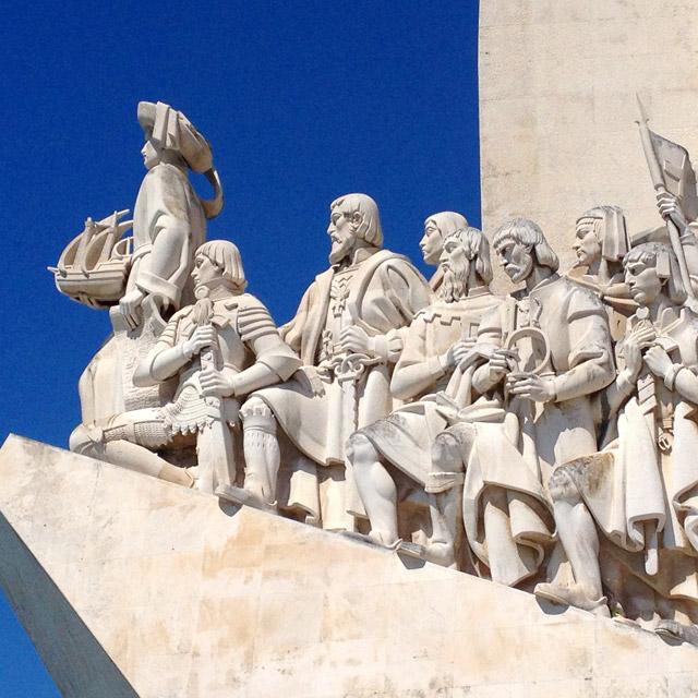 Tra i posti da visitare a Lisbona c'è il Monumento delle Scoperte