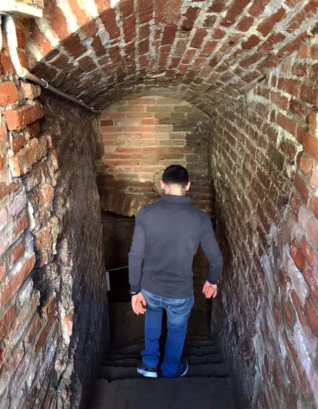 Sai che si può scoprire il borgo di Soncino anche da un punto di vista sotterraneo?