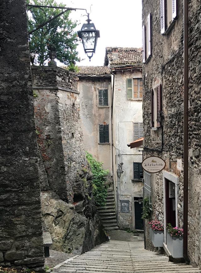 Gravedona è il paese principale da vedere nell'Alto Lago di Como