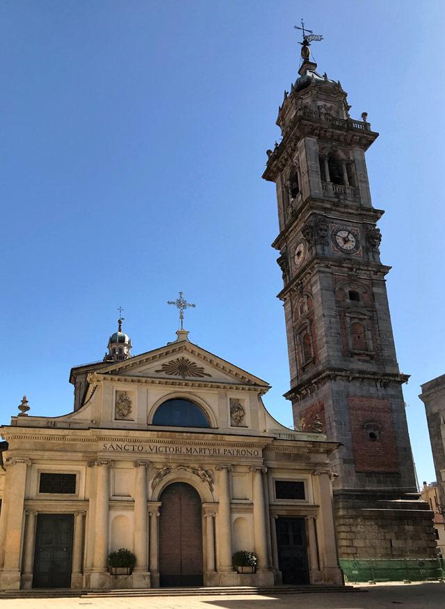 La Basilica di San Vittore è il cuore di Varese: assolutamente da visitare