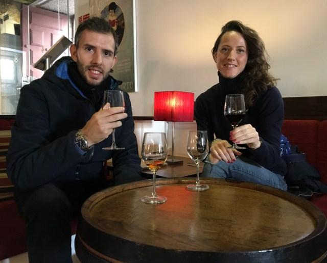 La degustazione del vino di Porto è una delle cose da fare a Porto in Portogallo