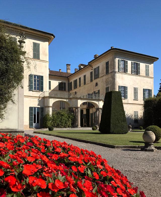 Villa Menafoglio Litta Panza è una delle cose da vedere a Varese