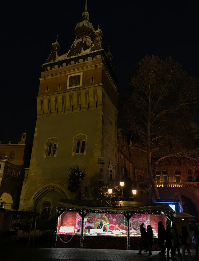 Il Castello Vajdahunyad è una delle grandi attrazioni di Budapest