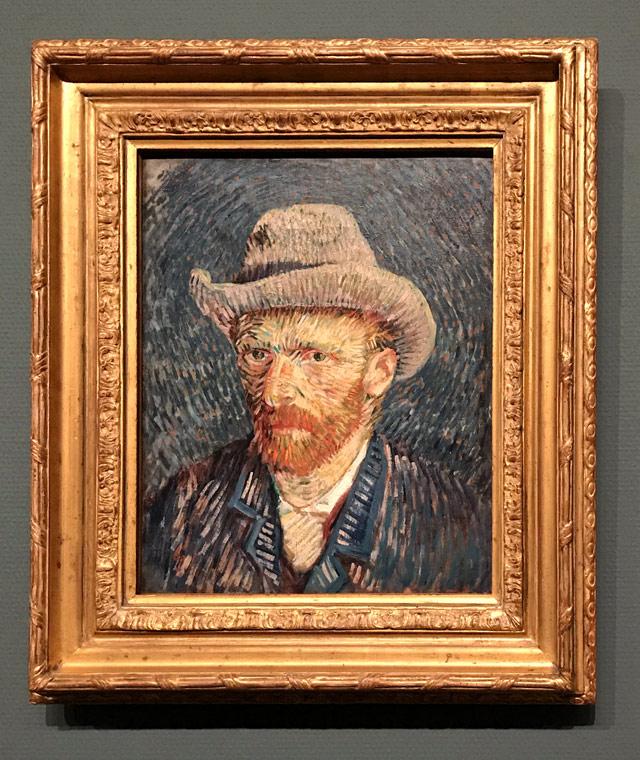 Il Museo Van Gogh è uno dei principali musei di Amsterdam ed il più importante museo a lui dedicato
